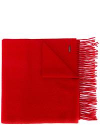 roter Schal von DSQUARED2