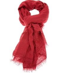 roter Schal von Faliero Sarti