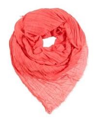 roter Schal von KIOMI