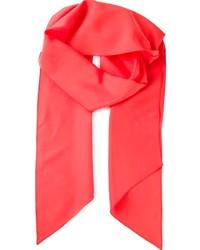 roter Schal von Lanvin