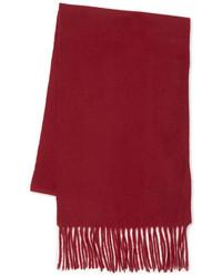 Roter Schal von Portolano