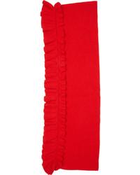 roter Schal von Stella McCartney