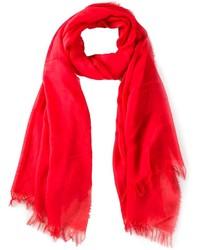 roter Schal von Vince