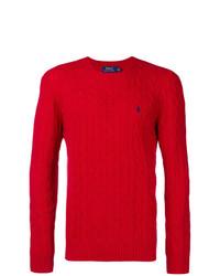 Modische roten Pullover für Herren von Polo Ralph Lauren für Winter ... e2c9e0e79d