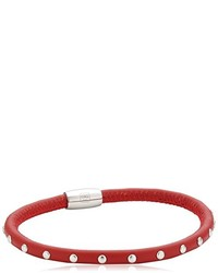 rotes Armband von Caï