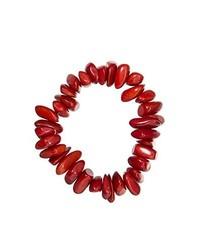 rotes Armband von Isachii