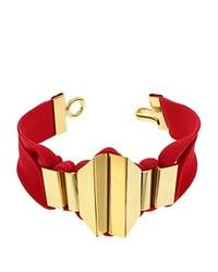 rotes Armband von Marion Vidal