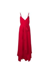 rotes Ballkleid von Valentino