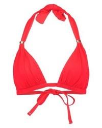 rotes Bikinioberteil von Ralph Lauren