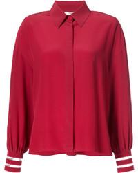 rotes Hemd von Fendi