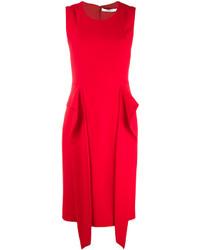 rotes Kleid von Givenchy