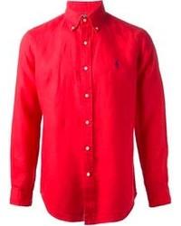 Modische rotes Hemd für Herren von Polo Ralph Lauren für Winter 2019 ... 882ffb41b4