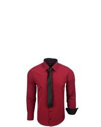 rotes Langarmhemd von RUSTY NEAL