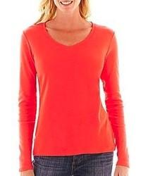 Rotes langarmshirt original 1284927