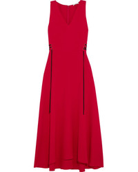 Rotes midikleid original 9932818
