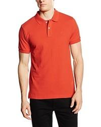 rotes Polohemd von Esprit