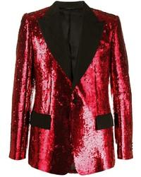 rotes Sakko von Dolce & Gabbana