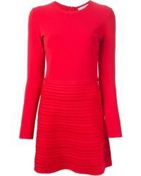 rotes Sweatkleid von Valentino
