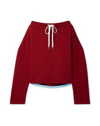 rotes Sweatshirt von Marni