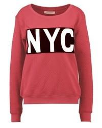 rotes Sweatshirt von Sofie Schnoor