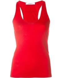 rotes Trägershirt von Givenchy