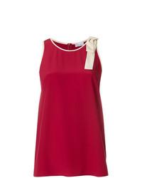 rotes Trägershirt von RED Valentino