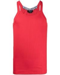 rotes Trägershirt von Versace