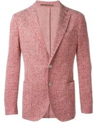 rotes Tweed Sakko