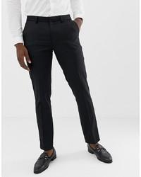 schwarze Anzughose von ASOS DESIGN