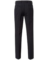 schwarze Anzughose von Atelier GARDEUR