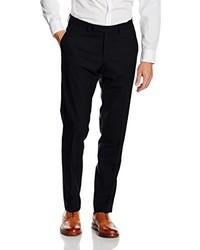 Schwarze Anzughose von Baumler