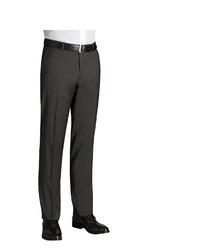 schwarze Anzughose von Carl Gross