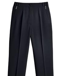 schwarze Anzughose von CLASSIC BASICS
