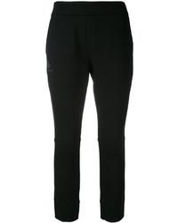schwarze Anzughose von Dsquared2