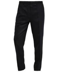 schwarze Anzughose von Hugo Boss