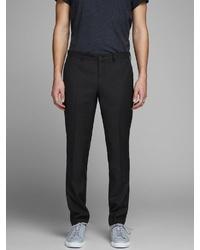 schwarze Anzughose von Jack & Jones