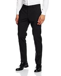 schwarze Anzughose von Karl Lagerfeld