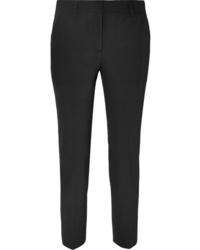 schwarze Anzughose von Prada