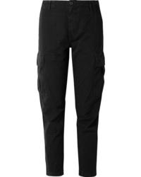 schwarze Anzughose von RE/DONE