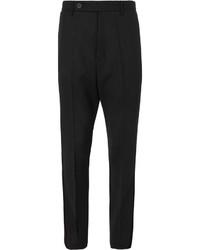 schwarze Anzughose von Rick Owens