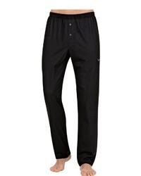 schwarze Anzughose von Trigema