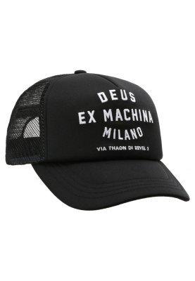 schwarze Baseballkappe von Deus Ex Machina