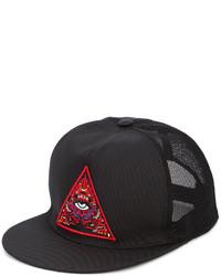 schwarze Baseballkappe von Givenchy