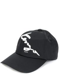 schwarze Baseballkappe von Kenzo