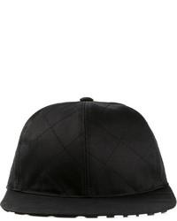 schwarze Baseballkappe von Moschino