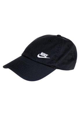 schwarze Baseballkappe von Nike