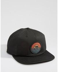 schwarze Baseballkappe von Vans