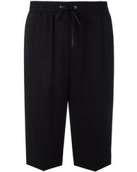 schwarze Bermuda-Shorts von 3.1 Phillip Lim