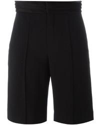 schwarze Bermuda-Shorts von Chloé