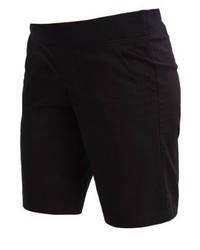 Schwarze Bermuda-Shorts von Spring Maternity